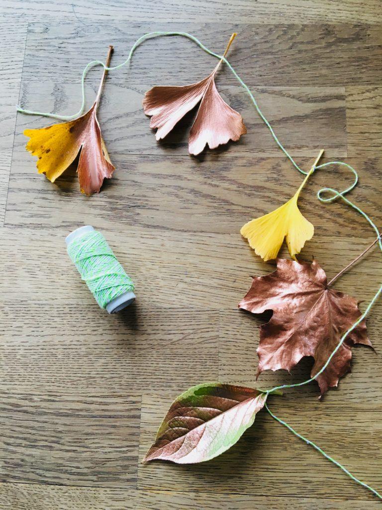 Kupfer-Herbst