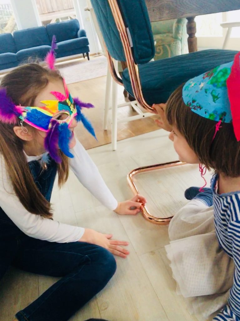 Faschingsverkleidung Kinder