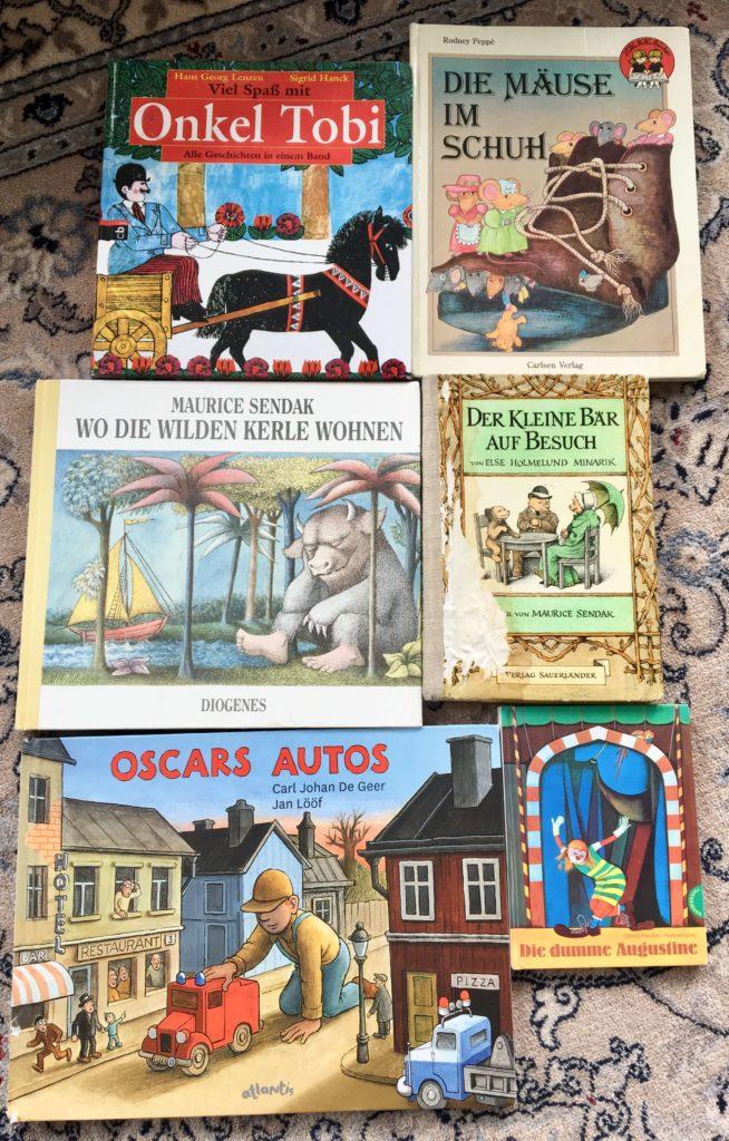 Lieblingsbücher für Kinder