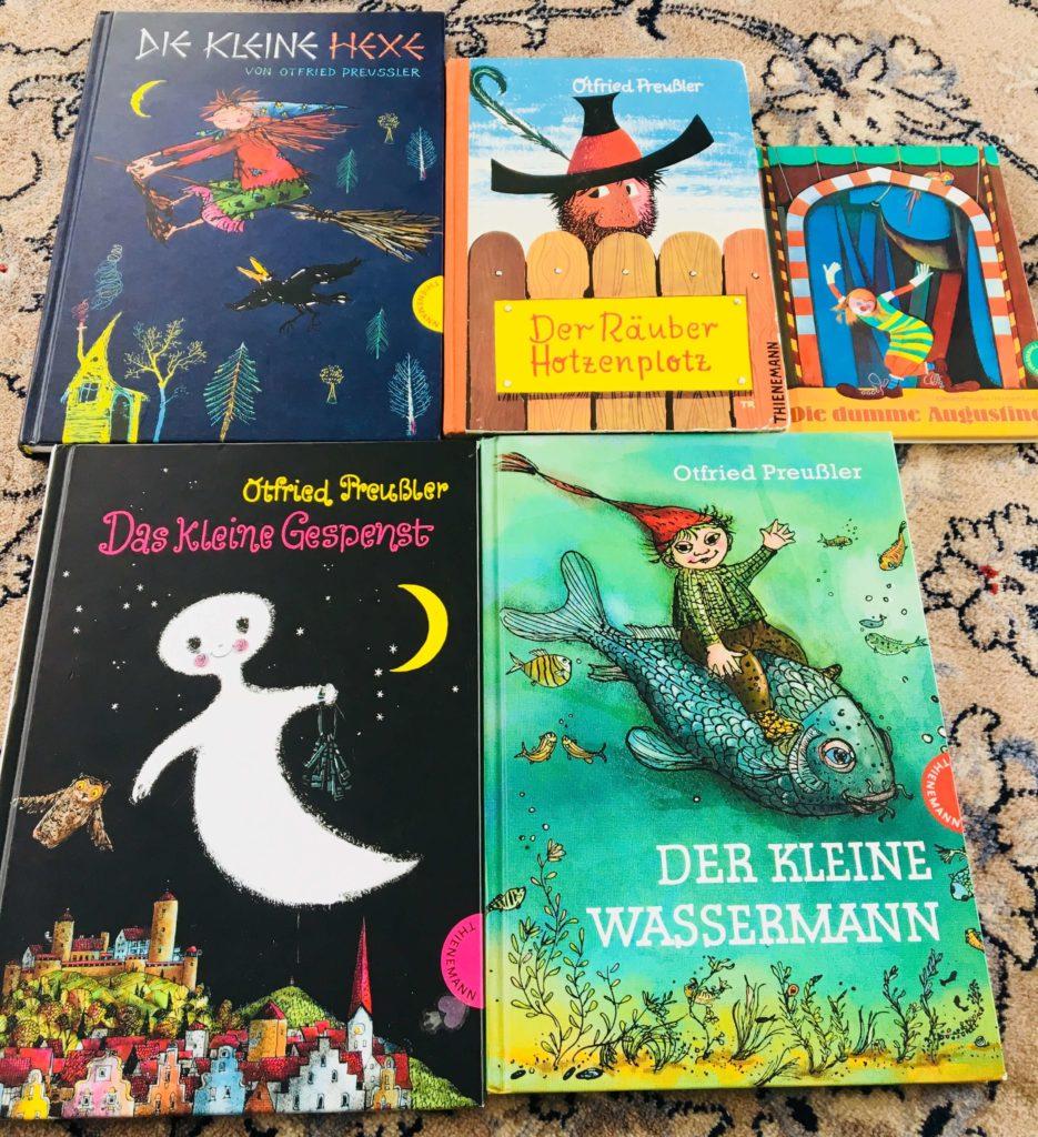 Ottfried Preußler Bücher