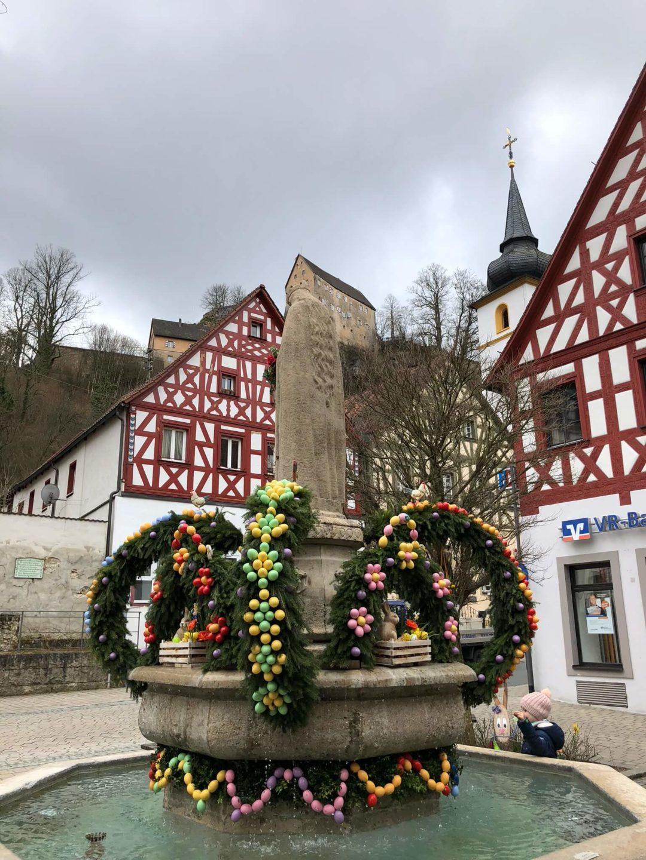 Osterbrunnen Pottenstein